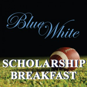 Blue-White Scholarship Breakfast