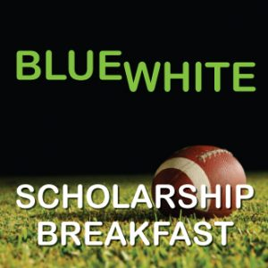 Blue White Scholarship Breakfast